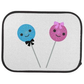 Cute Lollipops Floor Mat