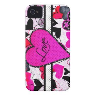 Cute Love Blackberry Cases