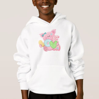 Cute Love Pig