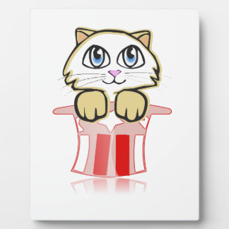 cute magic cate display plaques