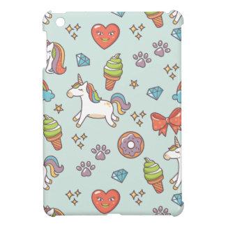 Cute Magic Unicorn Cover For The iPad Mini