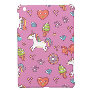 Cute Magic Unicorn iPad Mini Cover