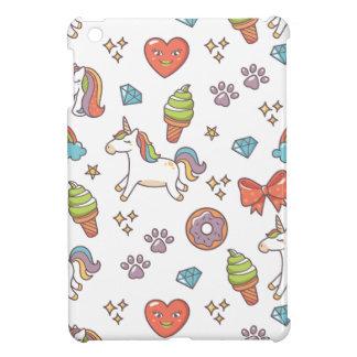 Cute Magic Unicorn iPad Mini Cover