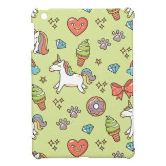 Cute Magic Unicorn iPad Mini Covers