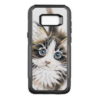 Cute Maine Coon Kitty OtterBox Commuter Samsung Galaxy S8+ Case