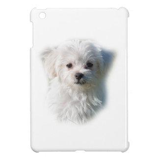 Cute Maltese Dog Case For The iPad Mini