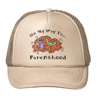 Cute Maternity Mesh Hats