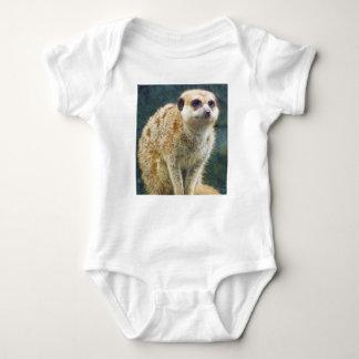 Cute Meerkat at Attention, Kansas City Zoo Shirts