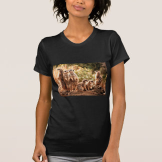 Cute Meerkats T-Shirt