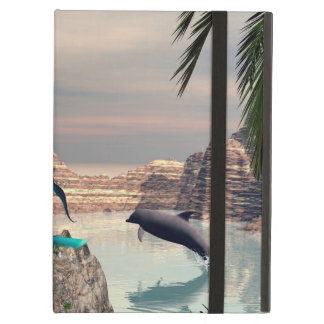 Cute Mermaid iPad Air Cases