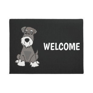 Funny Dog Doormats Amp Welcome Mats Zazzle Au