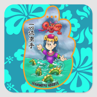 Cute Mitzu Gami Reward Stickers