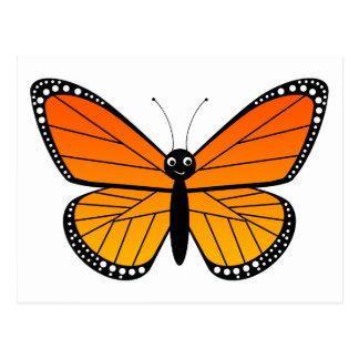 Cute Monarch Butterfly Postcards