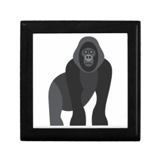 Cute monkey gift box