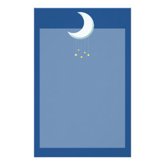 Cute moon Stationary Stationery