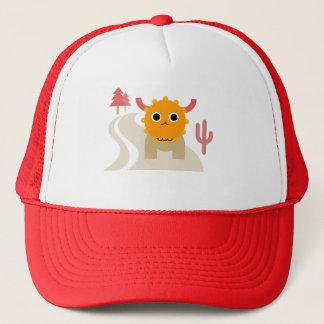 Cute Moose Trucker Hat