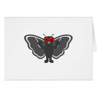 Cute Mothman Card