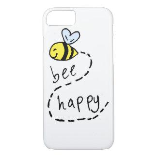 Cute Motivational Bee iPhone 7 Case