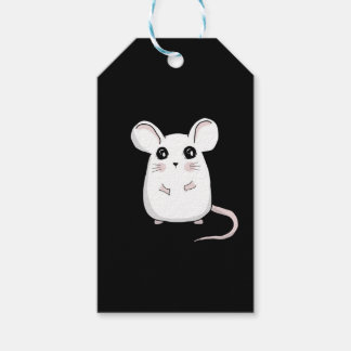 Cute Mouse Gift Tags