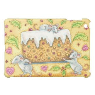 - Cute Mouse Holiday i Cover For The iPad Mini