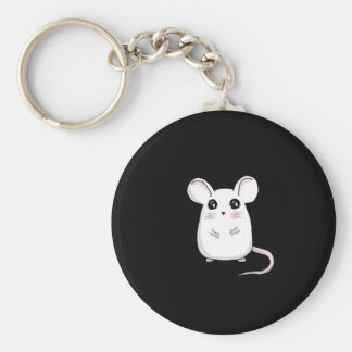 Cute Mouse Key Ring
