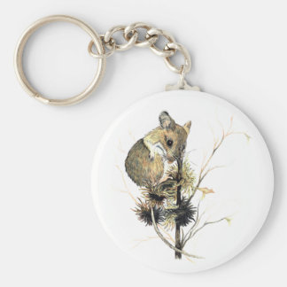 Cute Mouse Keychain