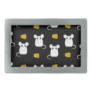 Cute Mouse pattern Belt Buckle