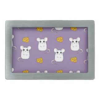 Cute Mouse pattern Belt Buckles