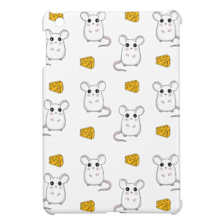 Cute Mouse pattern Cover For The iPad Mini