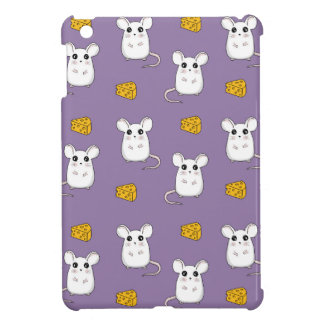 Cute Mouse pattern iPad Mini Cases