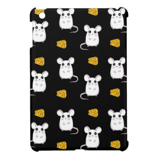 Cute Mouse pattern iPad Mini Cover