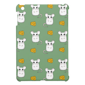 Cute Mouse pattern iPad Mini Covers