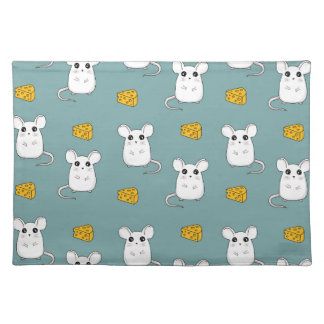 Cute Mouse pattern Placemat