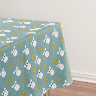 Cute Mouse pattern Tablecloth