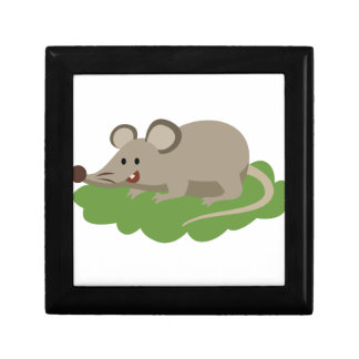 cute mouse rat gift box