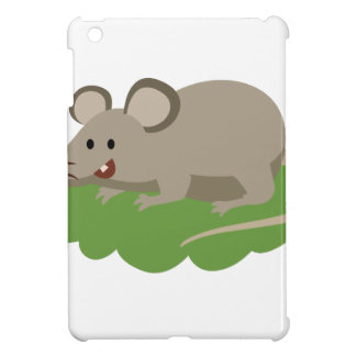 cute mouse rat iPad mini case