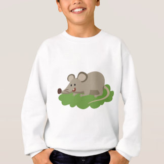 cute mouse rat sweatshirt