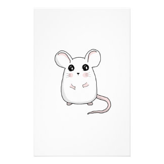 Cute Mouse Stationery