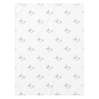 Cute Mouse Tablecloth