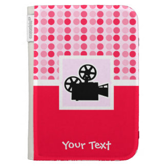 Cute Movie Camera Cases For Kindle