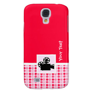 Cute Movie Camera HTC Vivid Cases