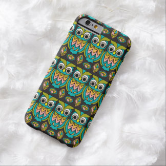 Cute Mr. Hoot Owl  iPhone 6 6/S Case Barely There iPhone 6 Case
