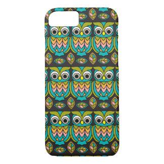 Cute Mr. Hoot Owl  iPhone 7 6/S Case