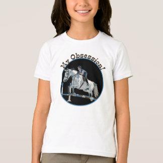 Cute My Obsession Horse Jumper T-Shirt
