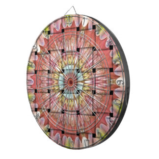 Cute Nice and Lovely Woven Design Dart Board
