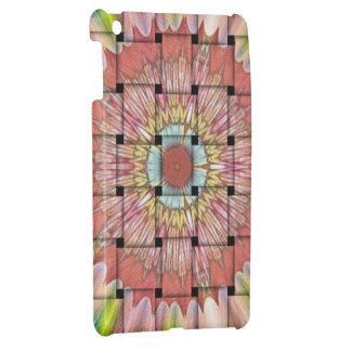 Cute Nice and Lovely Woven Design iPad Mini Cases