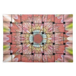 Cute Nice and Lovely Woven Design Placemat