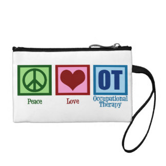 Cute Occupational Therapy Coin Purses