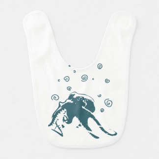 Cute Octopus Bib