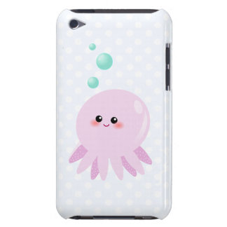 Cute octopus cartoon iPod touch covers